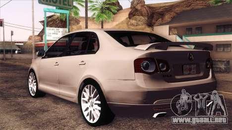Volkswagen Bora GLI para GTA San Andreas left