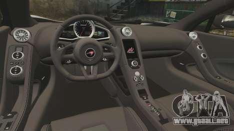 McLaren MP4-12C 2012 [EPM] para GTA 4 vista lateral