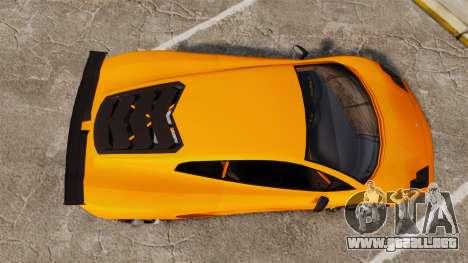 GTA V Pagassi Vacca para GTA 4 visión correcta