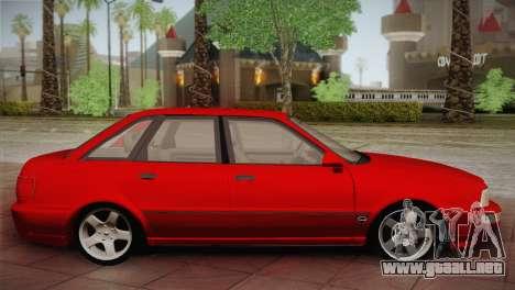 Audi 80 B4 RS2 para GTA San Andreas left