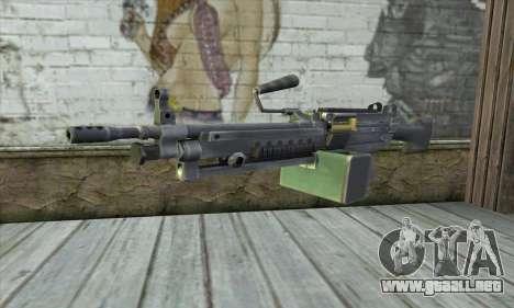 M16 из Postal 3 para GTA San Andreas