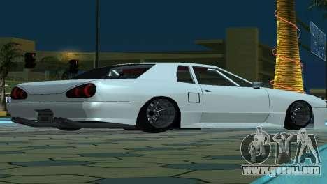 Elegy 280sx v2.0 para el motor de GTA San Andreas