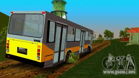 LIAZ-5256 para GTA Vice City left
