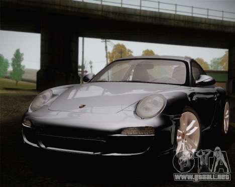 Porsche 911 Carrera para vista lateral GTA San Andreas