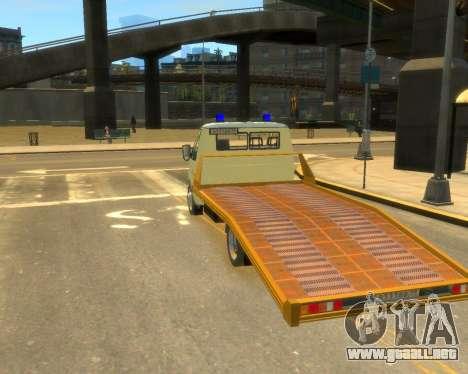 Gacela Evacuador de DPS para GTA 4 left
