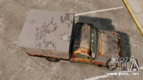 Anadol P2 500 (Rusty) para GTA 4 visión correcta