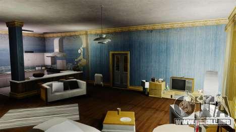 Renovado apartamento de South Bohan para GTA 4