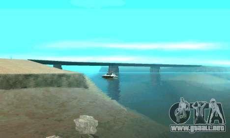 ENBseries para PC débil para GTA San Andreas sexta pantalla