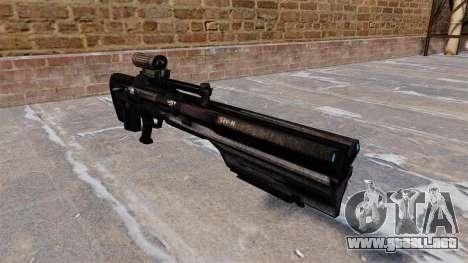 Coilgun GK8 para GTA 4
