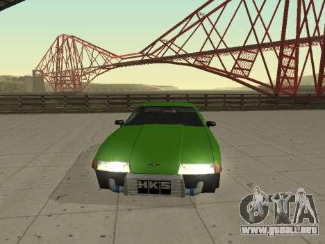 Elegy by X3noNon para GTA San Andreas