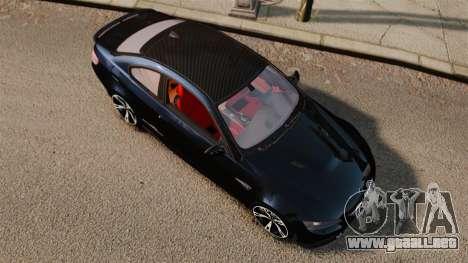 BMW M3 E92 AC Schnitzer ACS3-Sport para GTA 4 visión correcta