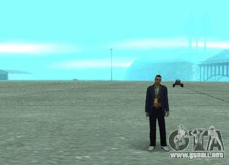 Nueva Andre para GTA San Andreas tercera pantalla