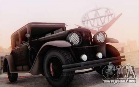 Albany Roosevelt from GTA V para GTA San Andreas