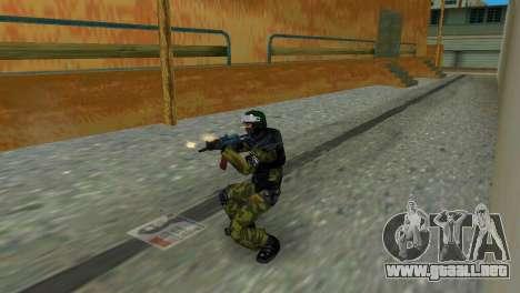 Soldado de las fuerzas especiales para GTA Vice City tercera pantalla