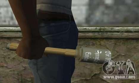 Granada para GTA San Andreas tercera pantalla