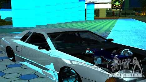 Elegy 280sx v2.0 para la vista superior GTA San Andreas