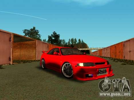 Nissan Skyline R33 GT-R V-Spec para GTA San Andreas