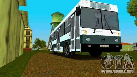 LIAZ-5256 para el motor de GTA Vice City