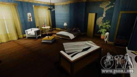 Renovado apartamento de South Bohan para GTA 4 tercera pantalla