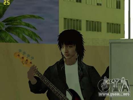 La Película del concierto para GTA San Andreas octavo de pantalla
