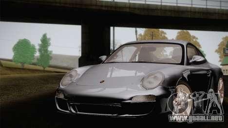 Porsche 911 Carrera para las ruedas de GTA San Andreas
