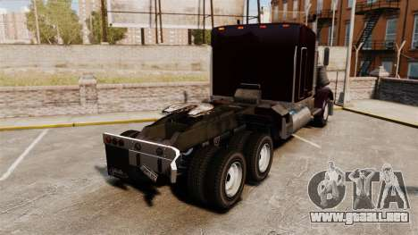 Phantom Zombie para GTA 4 Vista posterior izquierda