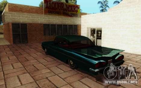 ENB HD CUDA 2014 v2.0 para GTA San Andreas séptima pantalla