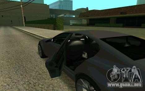 GTA V Fugitive para la visión correcta GTA San Andreas