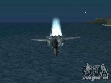 F-14 Tomcat HQ para las ruedas de GTA San Andreas