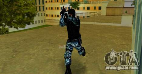 OMON Fighter para GTA Vice City