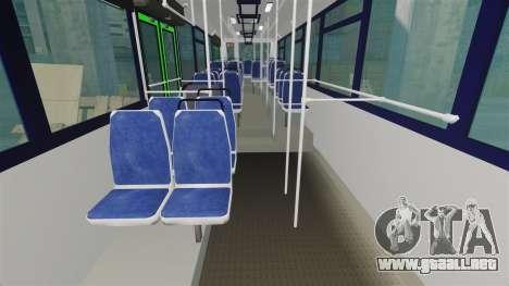 Volzhanin-6270.10 para GTA 4 vista interior