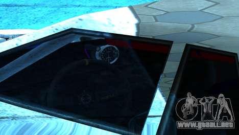 Elegy 280sx v2.0 para vista lateral GTA San Andreas