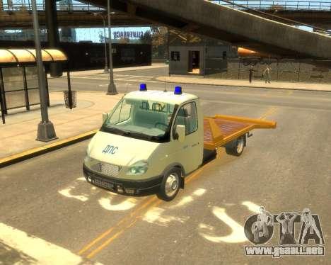 Gacela Evacuador de DPS para GTA 4