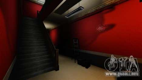 Apartamento reformado en Alderney city para GTA 4 segundos de pantalla