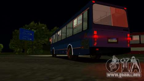 LIAZ-5256 para GTA Vice City vista superior