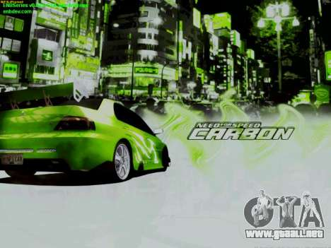Loading Screens NFS para GTA San Andreas tercera pantalla