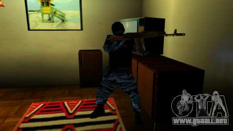OMON Fighter para GTA Vice City tercera pantalla