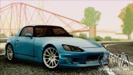 Honda S2000 Daily para GTA San Andreas
