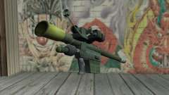 Lanzador de misiles