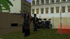 La Película del concierto para GTA San Andreas
