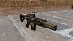 Automático carabina M4A1 SEAL de la Marina para GTA 4