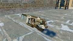 Submachine gun K voltios v 2.0