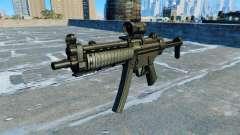 Subfusil MP5 RIS Nom900a