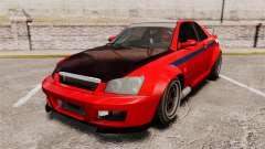 Sultan R-S para GTA 4