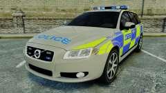 Volvo V70 Metropolitan Police [ELS]