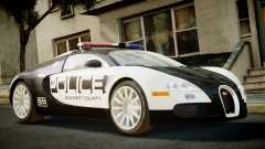 Bugatti Veyron 16.4 Police NFS Hot Pursuit