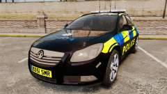 Vauxhall Insignia Sports Tourer Police [ELS]