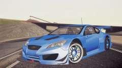 Hyundai Genesis Coupe 2010 Tuned