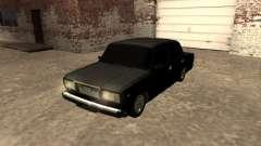 VAZ 2107 v1.2 Final para GTA San Andreas