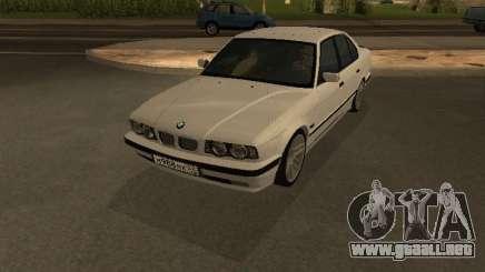 BMW 525 Smotra para GTA San Andreas